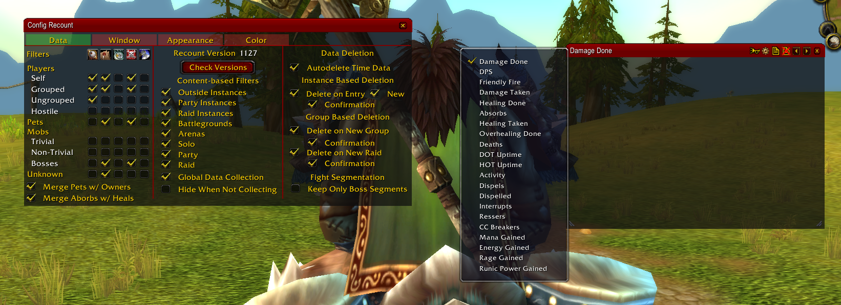 Recount - Best WoW Addons